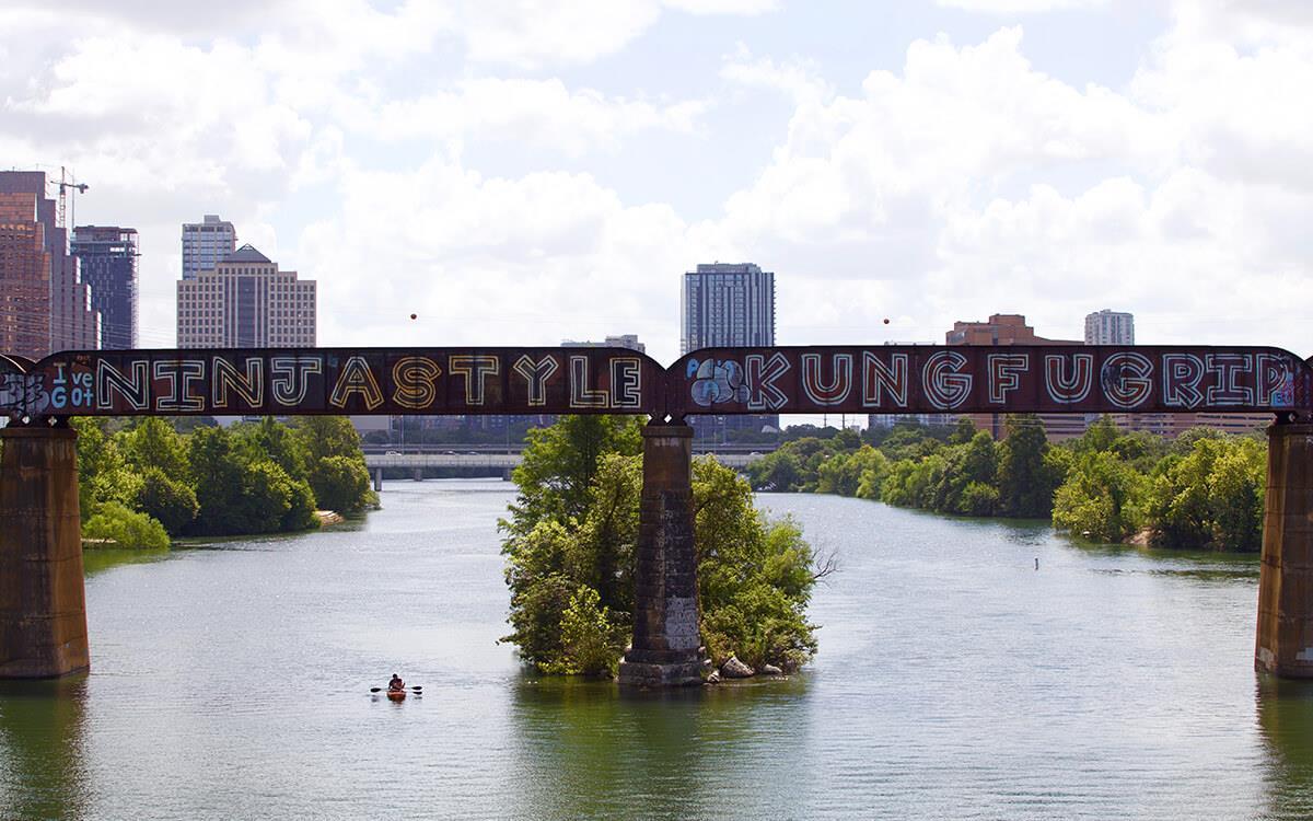 'Frank.' by  Austin in Austin