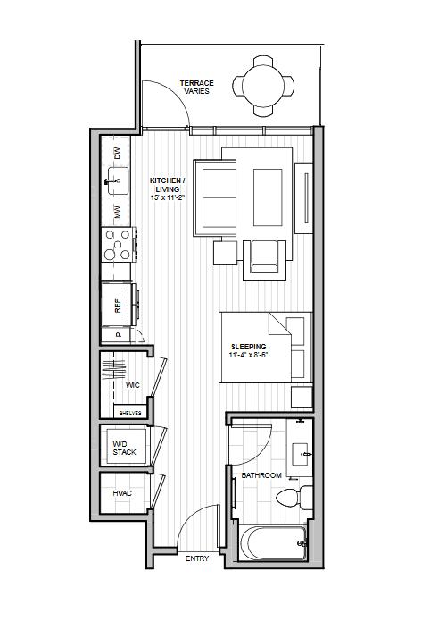 Residence S1