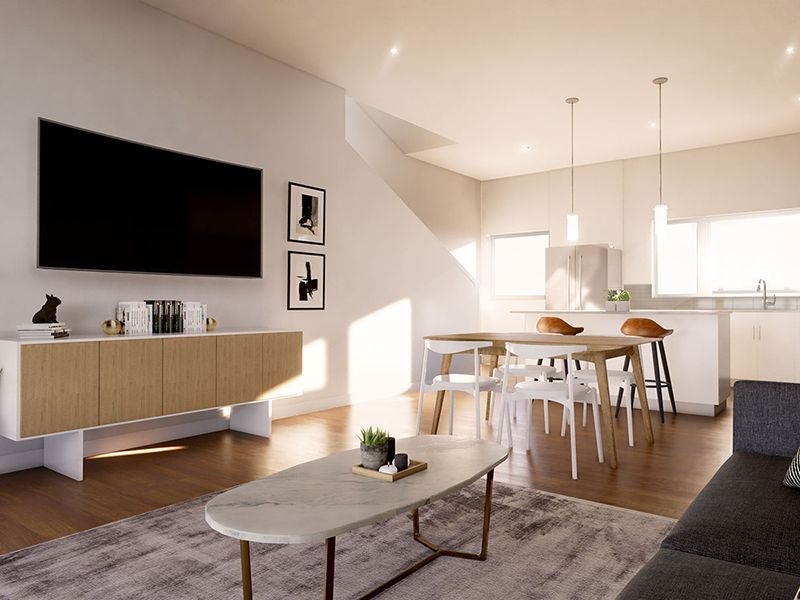Living Area featured in the Plan B2 By StoryBuilt in Seattle-Bellevue, WA