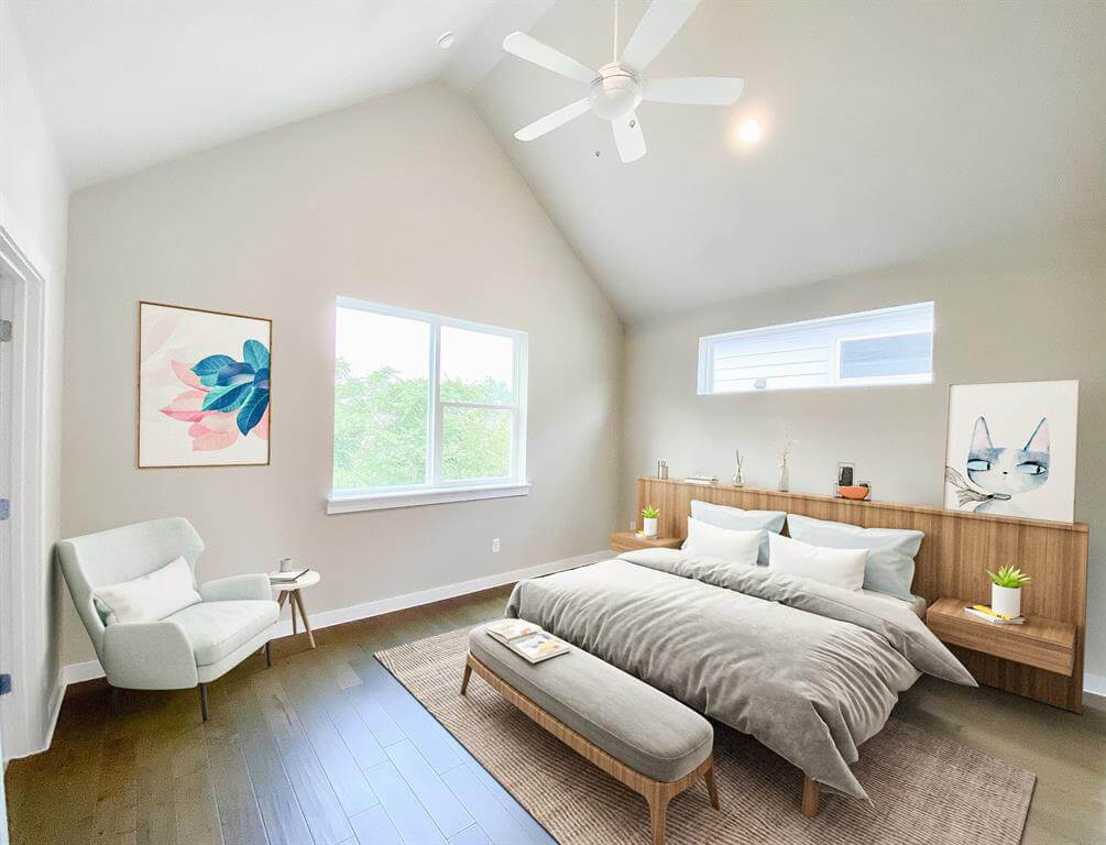 Bedroom featured in the Home E By StoryBuilt in Dallas, TX