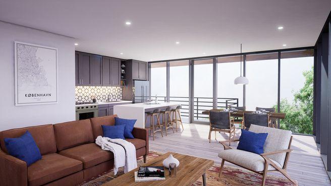 1600 S 1ST STREET (Residence 2F)
