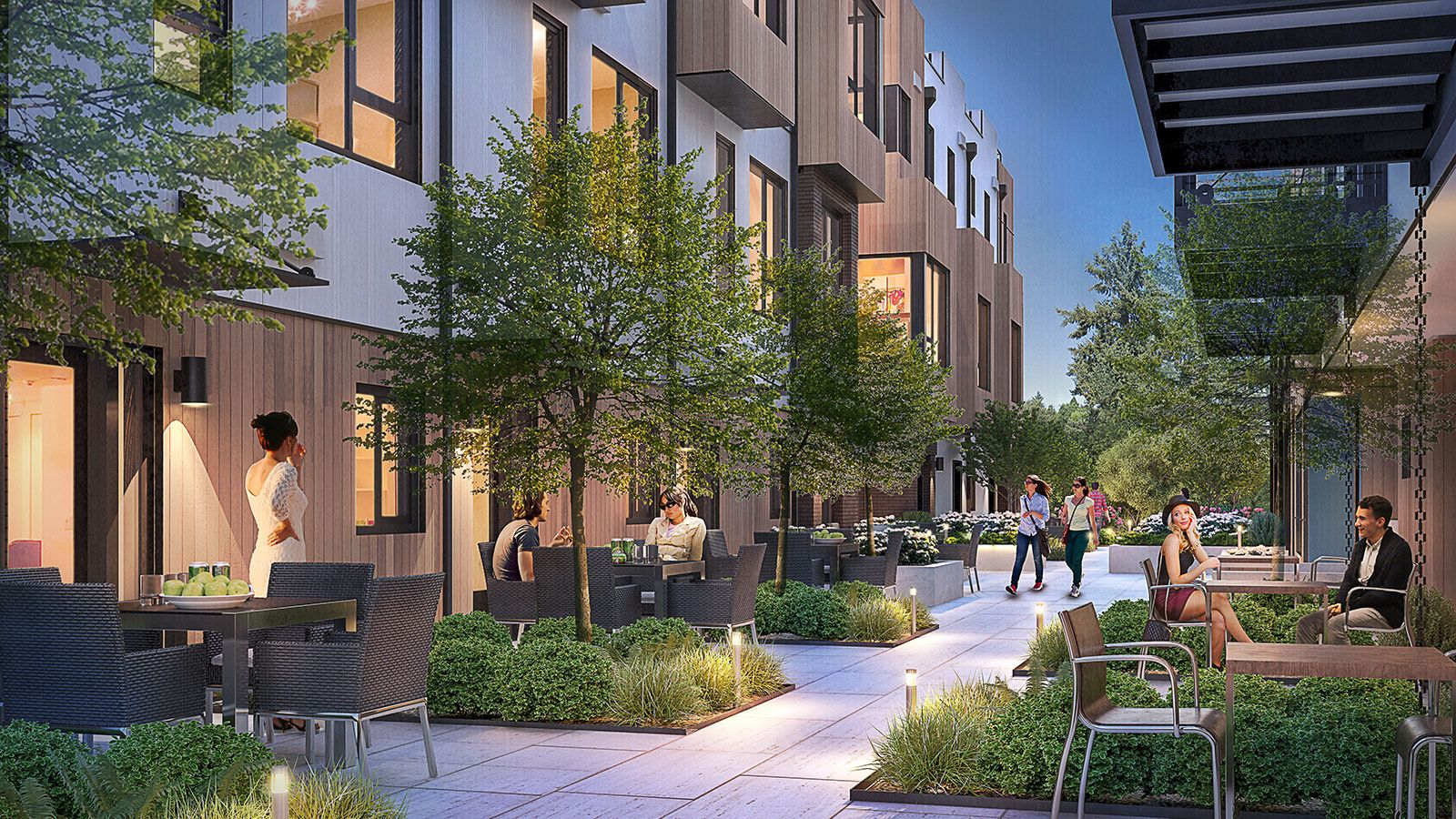 Exterior featured in the Plan B3 By StoryBuilt in Seattle-Bellevue, WA