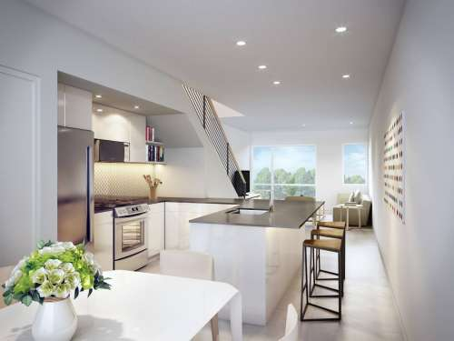 Kitchen-in-Unit A-at-Eastline-in-Austin