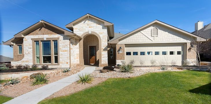Star Ranch Model:Gorgeous Model Home Pacifica Plan