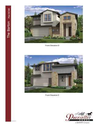 Front Exteriors:Contemporary Home