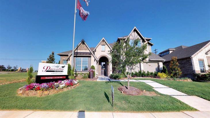 Woodridge Model Home:Pacesetter Model