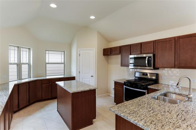 Kitchen-in-Pacesetter - Molise-at-Pecan Park-in-Bastrop