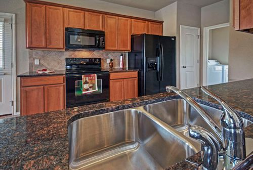 Kitchen-in-Pacesetter - Wright-at-Blanco Vista-in-San Marcos