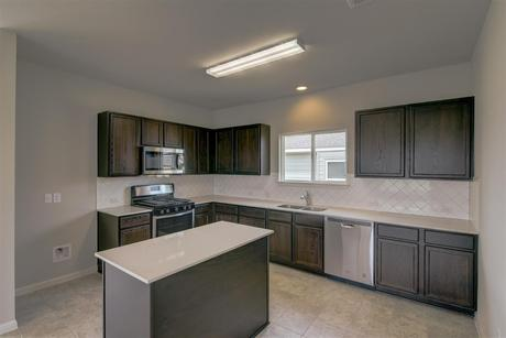 Kitchen-in-Pacesetter - Hamilton-at-Blanco Vista-in-San Marcos