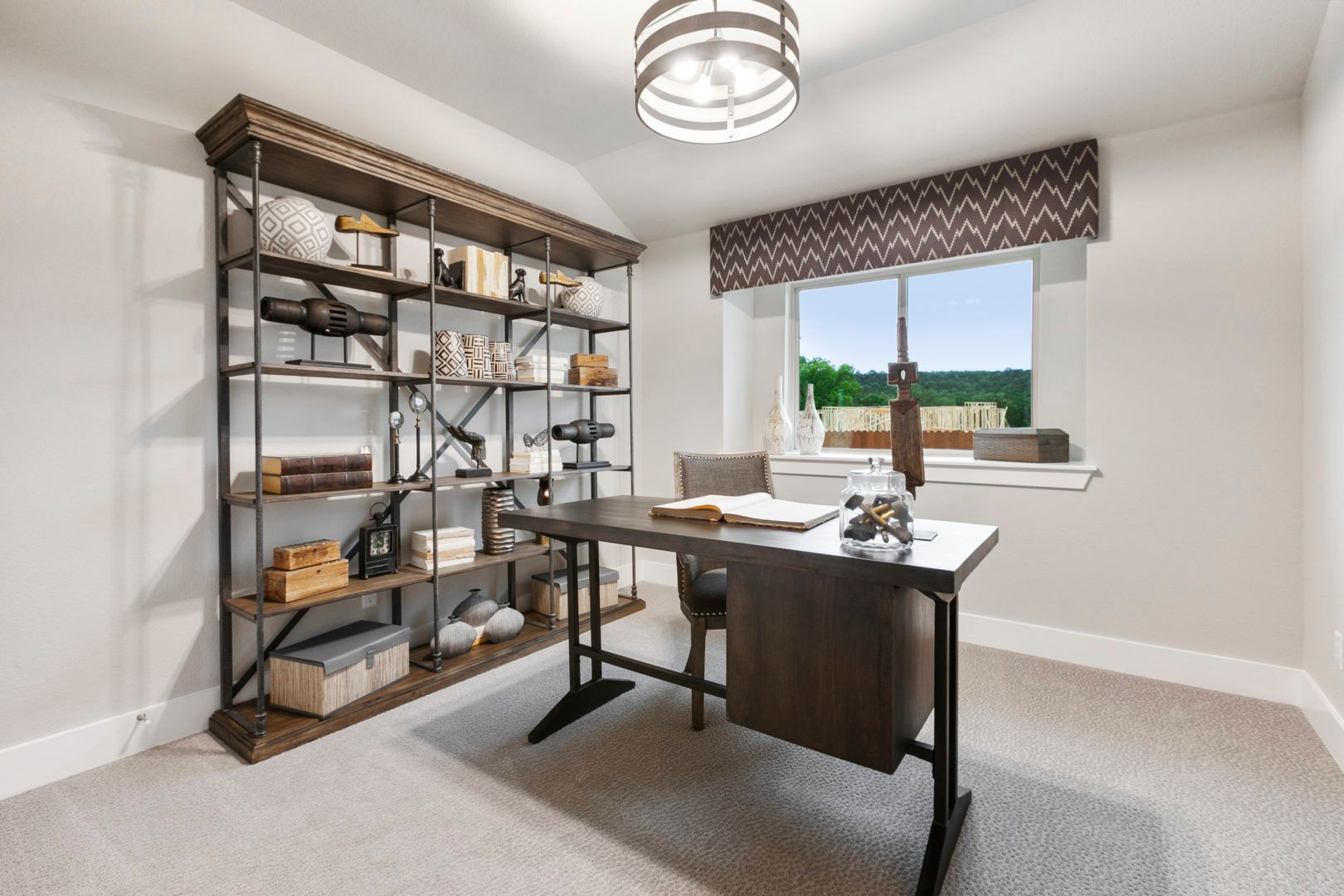 Living Area featured in The Pacifica By Pacesetter Homes Texas in Austin, TX