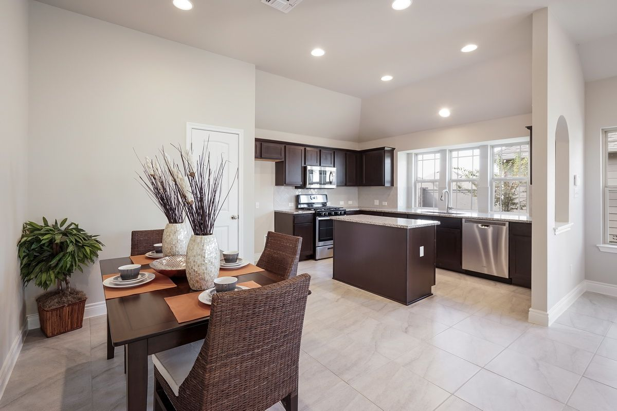 Kitchen featured in The Naples By Pacesetter Homes Texas in Austin, TX