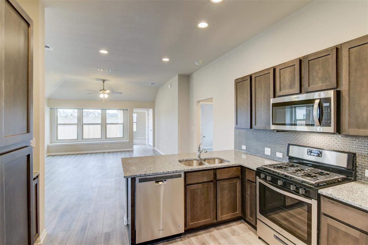 Kitchen featured in The Thatcher By Pacesetter Homes Texas in Austin, TX