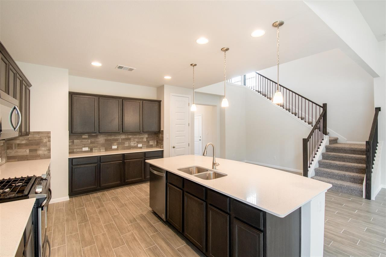 Kitchen featured in The Dormer By Pacesetter Homes Texas in Austin, TX
