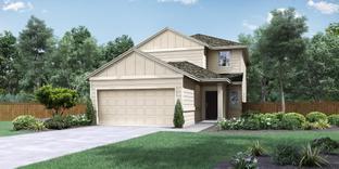 The Hartley - Blanco Vista: San Marcos, Texas - Pacesetter Homes Texas