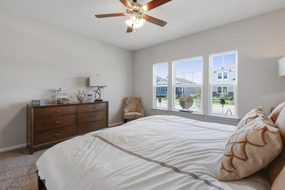Bedroom featured in The Nolan By Pacesetter Homes Texas in Austin, TX