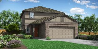 The Stonewall - Crosswinds: Kyle, Texas - Pacesetter Homes Texas