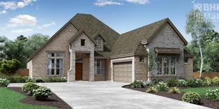 The San Martino - Gideon Grove: Rockwall, Texas - Pacesetter Homes Texas