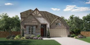 The Richardson - Lavon Farms: Lavon, Texas - Pacesetter Homes Texas