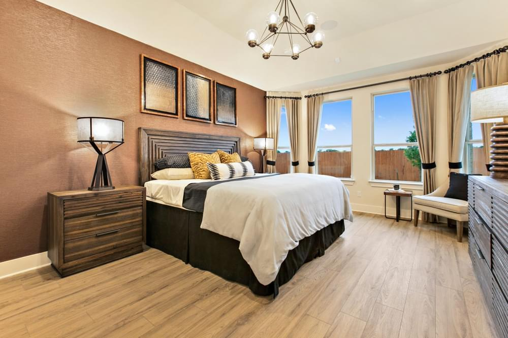Bedroom featured in The Pinehurst By Pacesetter Homes Texas in Austin, TX