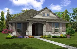 The Marston - Saddle Creek: Georgetown, Texas - Pacesetter Homes Texas