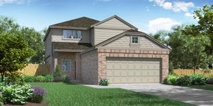 The Walker - Saddle Creek: Georgetown, Texas - Pacesetter Homes Texas