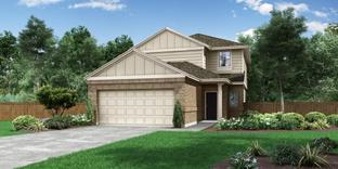 The Hartley - Sorento: Pflugerville, Texas - Pacesetter Homes Texas