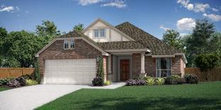 The Denton - Woodland Creek: Royse City, Texas - Pacesetter Homes Texas