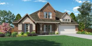 The Parker - Woodland Creek: Royse City, Texas - Pacesetter Homes Texas