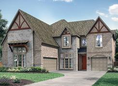 The Fawncrest II - Stone Creek: Rockwall, Texas - Pacesetter Homes Texas