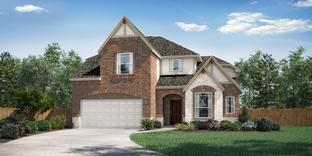The Grapevine - Green Meadows: Celina, Texas - Pacesetter Homes Texas