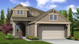 The Archer - Aubrey Creek Estates: Aubrey, Texas - Pacesetter Homes Texas