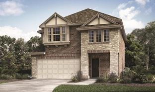 The Fannin - Aubrey Creek Estates: Aubrey, Texas - Pacesetter Homes Texas