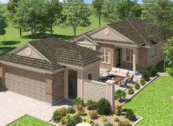 The Sheraton - Aubrey Creek Estates: Aubrey, Texas - Pacesetter Homes Texas