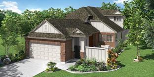 The Trentino - Aubrey Creek Estates: Aubrey, Texas - Pacesetter Homes Texas