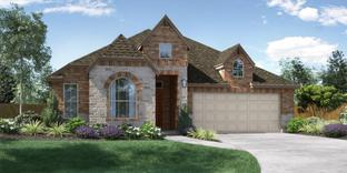 The Carrollton - Aubrey Creek Estates: Aubrey, Texas - Pacesetter Homes Texas
