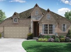 The Frisco I - Aubrey Creek Estates: Aubrey, Texas - Pacesetter Homes Texas