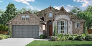 The Prosper - Aubrey Creek Estates: Aubrey, Texas - Pacesetter Homes Texas