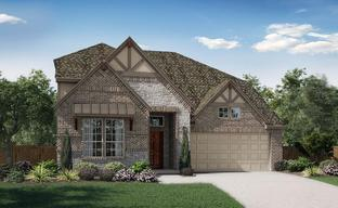 Aubrey Creek Estates by Pacesetter Homes Texas in Dallas Texas