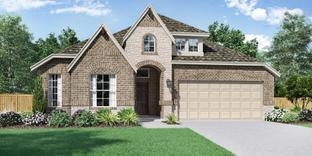 The Southlake - Aubrey Creek Estates: Aubrey, Texas - Pacesetter Homes Texas