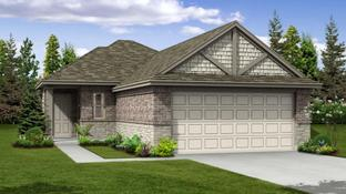 The Thatcher - Saddle Creek: Georgetown, Texas - Pacesetter Homes Texas