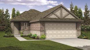 The Thatcher - Sorento: Pflugerville, Texas - Pacesetter Homes Texas