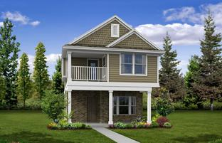 The Andrews - Trace: San Marcos, Texas - Pacesetter Homes Texas