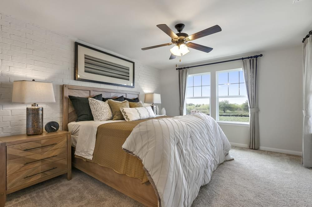 Bedroom featured in The Andrews By Pacesetter Homes Texas in Austin, TX