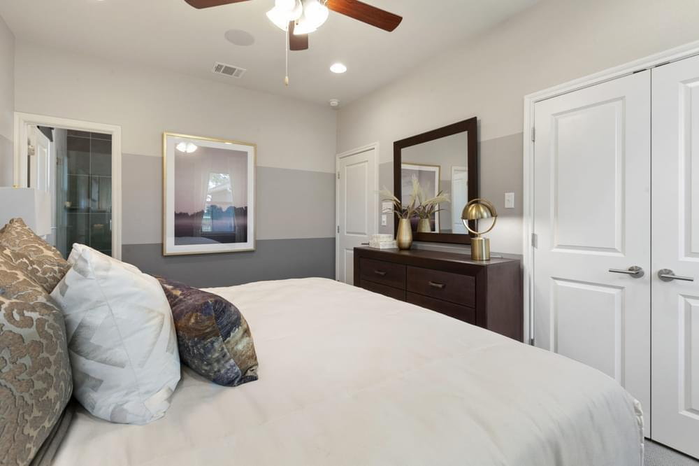 Bedroom featured in The Liberty By Pacesetter Homes Texas in Austin, TX