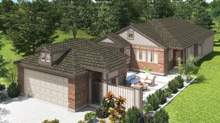 The Florence - Blanco Vista: San Marcos, Texas - Pacesetter Homes Texas
