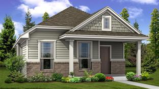 The Liberty - Blanco Vista: San Marcos, Texas - Pacesetter Homes Texas