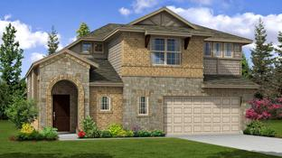 The Faber I - Crosswinds: Kyle, Texas - Pacesetter Homes Texas