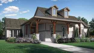 The Piazza I - Easton Park: Austin, Texas - Pacesetter Homes Texas