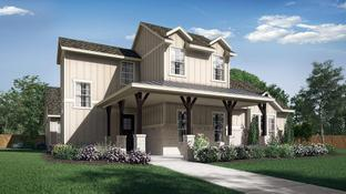 The Piazza II - Easton Park: Austin, Texas - Pacesetter Homes Texas