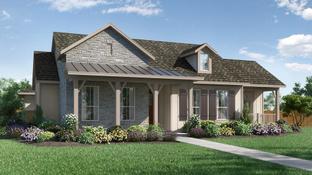 The Veranda I - Easton Park: Austin, Texas - Pacesetter Homes Texas